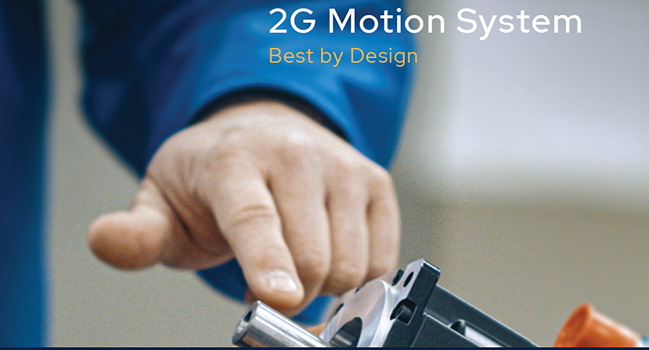 2G Motion System: Best by Design