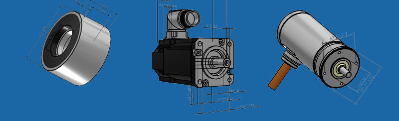 3D Models | Kollmorgen | Technical Support Service and