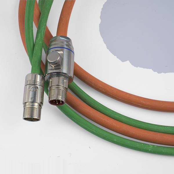 Connecteurs de servomoteur AKMH