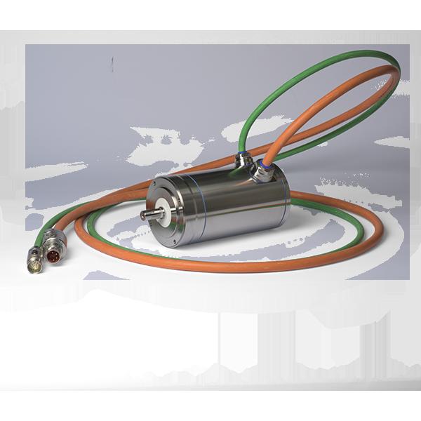 Servomoteur AKMH avec câbles