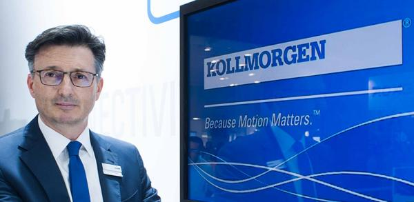Kollmorgen Appoints New EMEA VP/GM