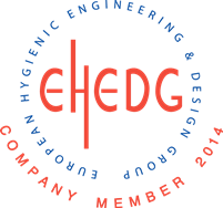KOLLMORGEN is now a member of the EHEDG