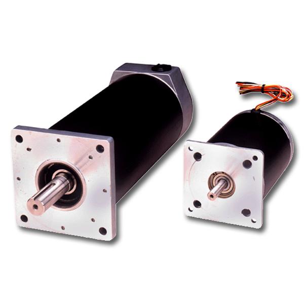 Motores de passos da Série Híbrida E e H