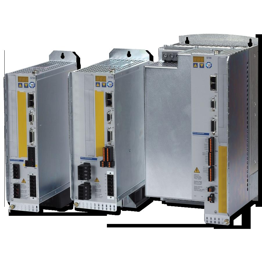 Kollmorgen S700 Servoverstärker mit integrierter Sicherheitsfunktion
