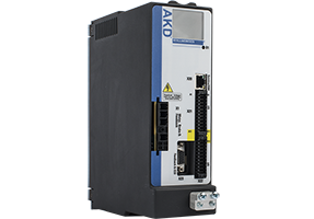 Kollmorgen Launches New Dual-Axis AKD®2G Servo Drive