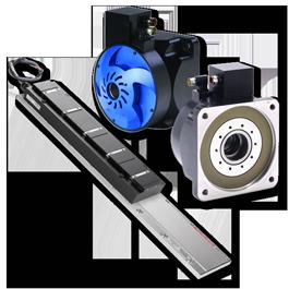 Kollmorgen Direct Drive Lineer ve Rotari Motorları