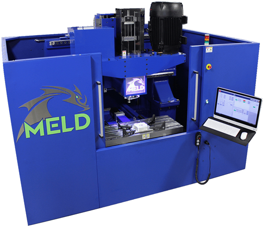 B8 Model MELD Machine