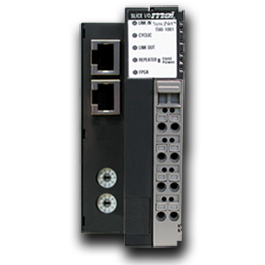 Network adapter-bus coupler medium