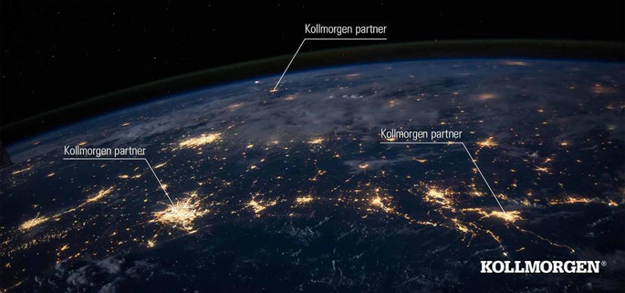 科尔摩根合作伙伴计划,专业服务于AGV和搬运机器人制造商