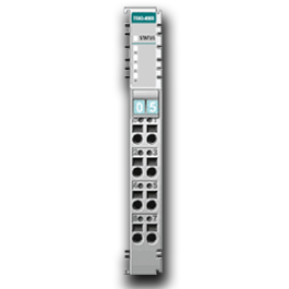 Saída de Fornecimento 8 Canais 24 VCC/0,5 A: TSIO-4006