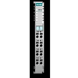 4-Channel 24VDC/0.5A Diagnostics Sourcing Output: TSIO-4010