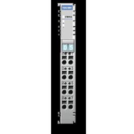 Saída de Relé 2 Canais 220 VCA/2 A, 24 VCC/2 A: TSIO-5001