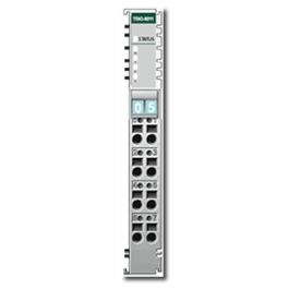 4-Channel -10~10VDC, Single-Ended, 14-bit Voltage Input: TSIO-6012