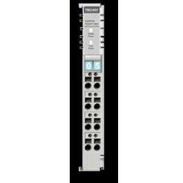 Distribuição de Potencial 8 canais, 24 VCC: TSIO-8005