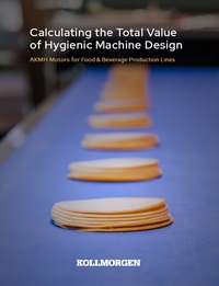 Calculating the Total Value of Hygienic Machine Design
