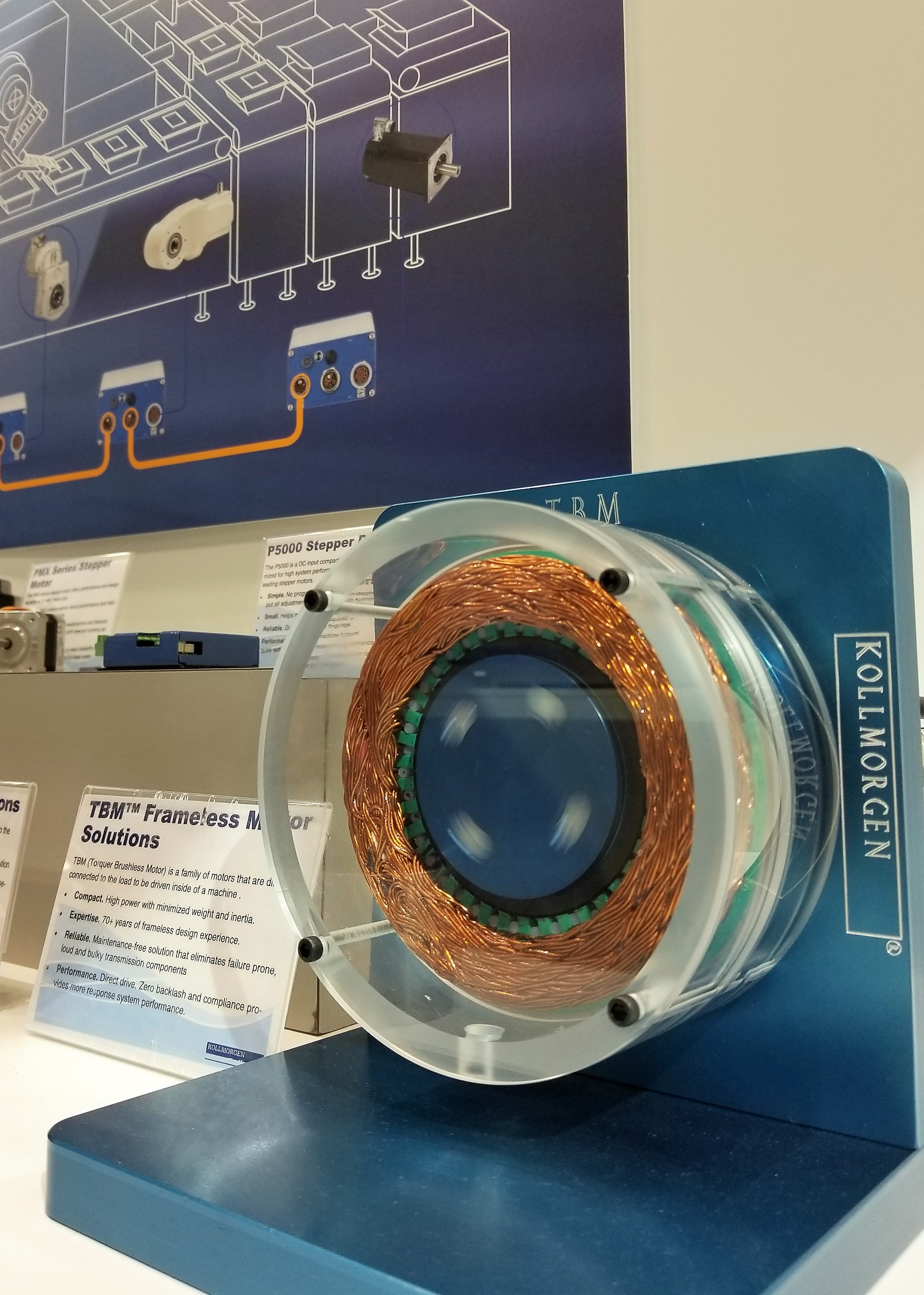 Why Choose A Frameless Motor For Your Machine Kollmorgen Servo Motion Control 101 Motors Performance Factors Are Not The Only Reason Can Be An Ideal Choice In Application Choosing Design Does Mean You