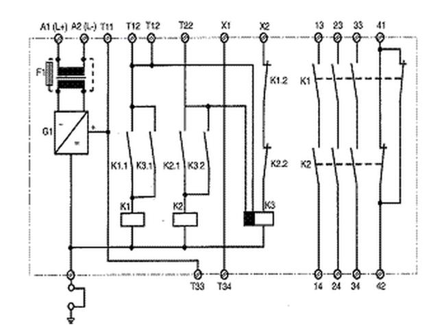 emergency brake of permanent magnet servo motors