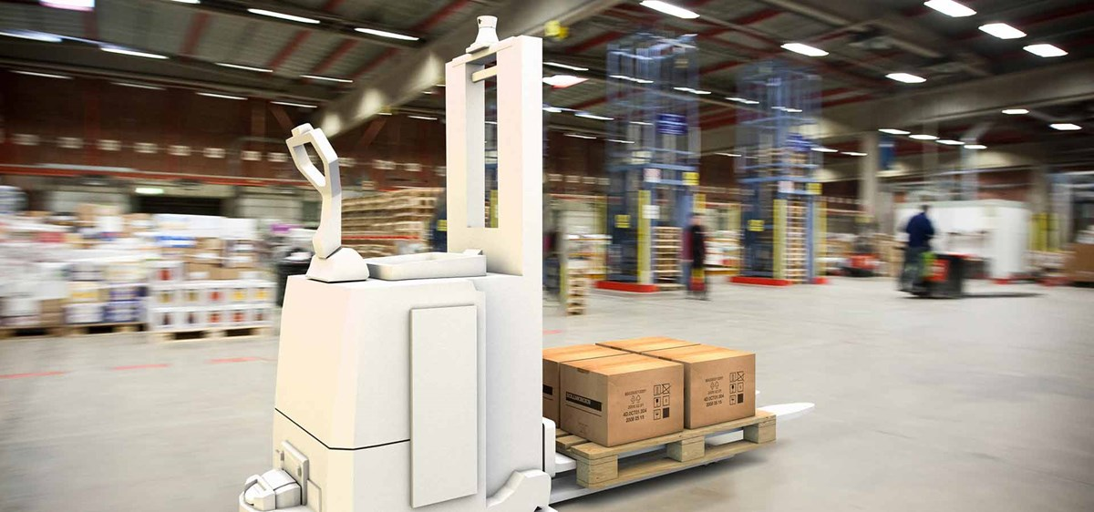 Lift up your business with automated lift trucks