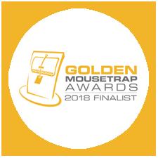 Finalist beim Golden Mousetrap-Wettbewerb 2018