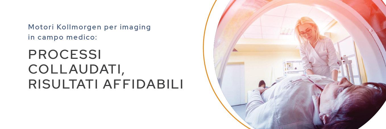Motori Kollmorgen per imaging in campo medico: Processoi Collaudati, Risultati Affidabili