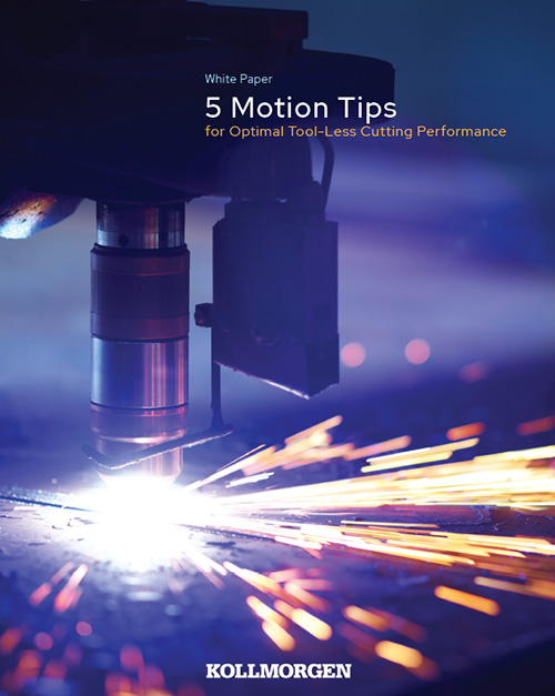 5 Motion Tips for Optimal Tool-Less Cutting Performance