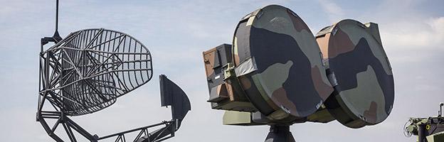 Radar Satcom System
