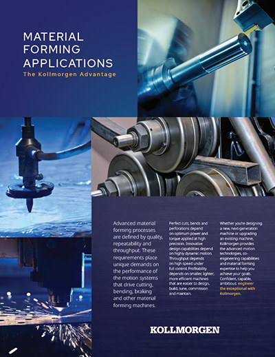 Material Forming Overview Brochure