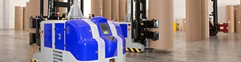 Packaging, Intralogistics, Material Handling & AGV