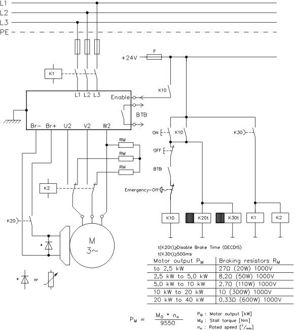 Europa Contactor Wiring Diagram