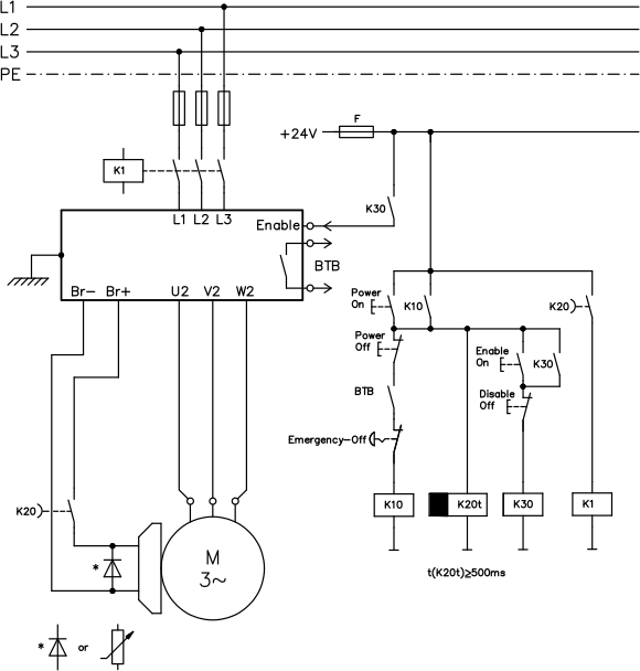 stopp2_e  Phase Electrical Wiring Diagram on 24vdc basic, outlet light switch, motor controls, toyota tacoma, for motorcycles, for ford tw35, toyota camry, phoenix r200, what does lo,