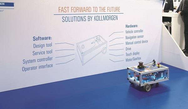 Kollmorgen AGV components