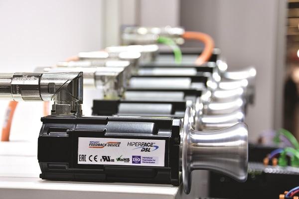 Kollmorgen AKM2G synchronous servo motors