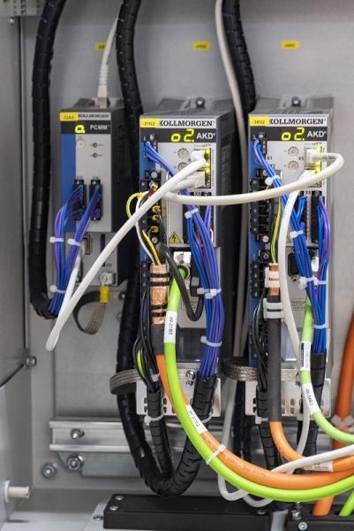 KOLLMORGEN Automation Suite PCMM und AKD