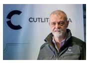Simone Zagli, Italy Area Manager for metals, Cutlite Penta