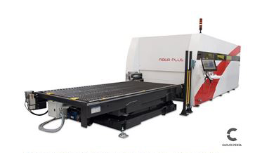 KOLLMORGEN Cutlite Penta Fiber Plus metal cutting machine