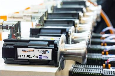 AKM2G: la prossima generazione di servomotori è già in fase di sviluppo.