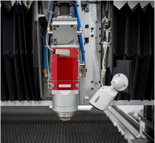 Penta Fiber Head Cutlite Penta e Motori Frameless KBM KOLLMORGEN