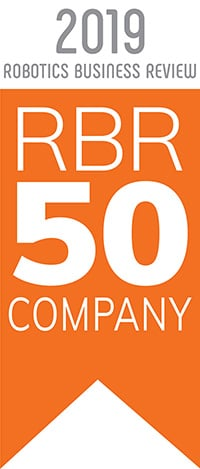 Kollmorgen Recognized as a Top 50 Global Robotics Company  on Robotics Business Review's 2019 RBR50 List