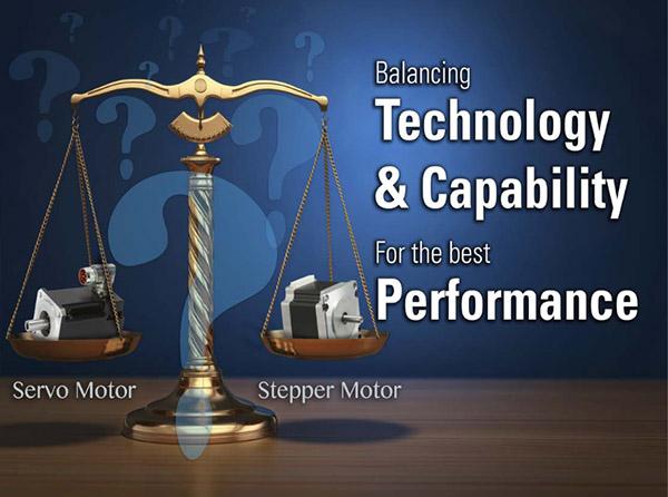 Schrittmotor vs. Servomotor: Welcher ist der Richtige für Sie?