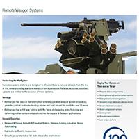 Kollmorgen Aerospace & Defense Remote Weapon Stations