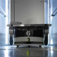 Kollmorgen NDCSolutions, Mobile Robots (AGVs) in Hospital