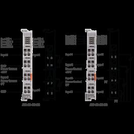 Ingresso analogico KAS 4-8 canali 0-20 mA grande