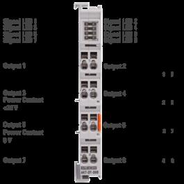 Uscita digitale 8 canali KAS grande