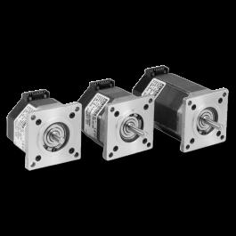 POWERMAX Serien M und P Schrittmotoren