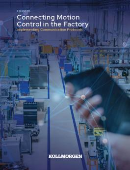 Connecting Motion Control in the Factory