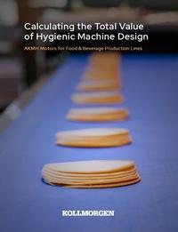 Hijyenik Makine Tasarımının Toplam Değerini Hesaplama