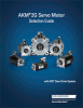 AKM2G Servo Motor Selection Guide