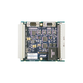 SQIO-ADC4DAC4 for Custom Analog I/O Board Building - Kollmorgen