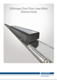 Kollmorgen ICH Direct Drive Linear Motor Selection Guide