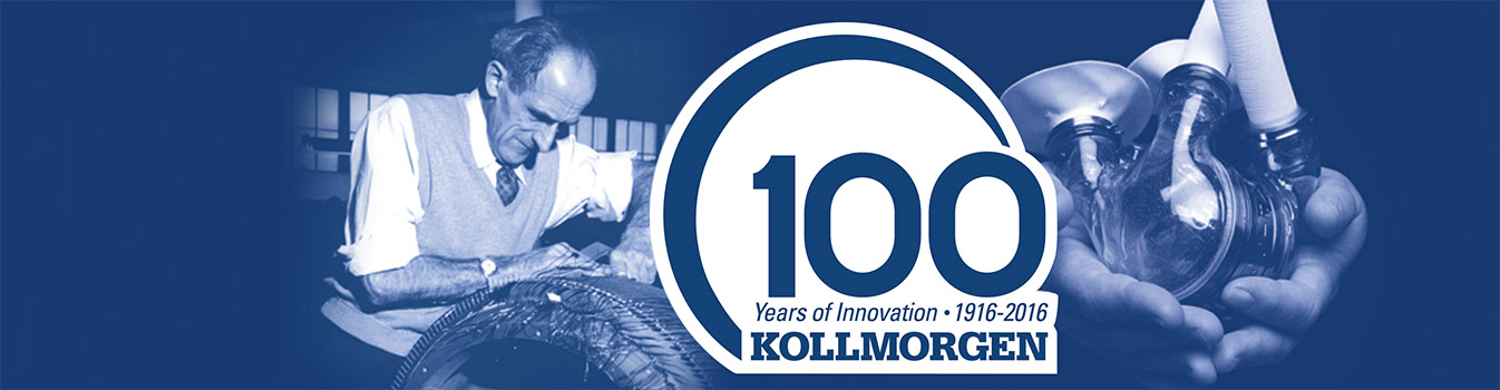 Kollmorgen 100 Years Innovation